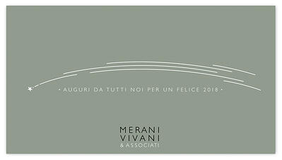 Biglietto auguri 1 - Merani-Vivani | Eclettica-Akura