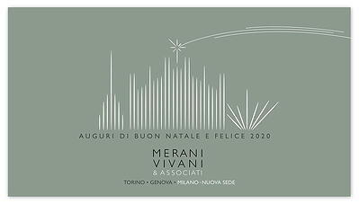 Biglietto auguri 3 - Merani-Vivani | Eclettica-Akura