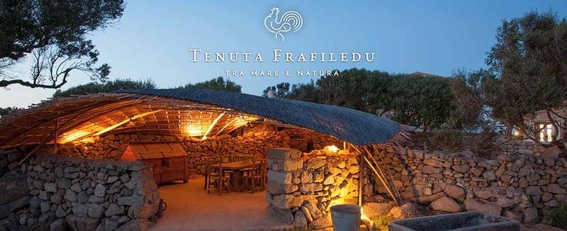 Fotografia con Logo Tenuta Frafiledu