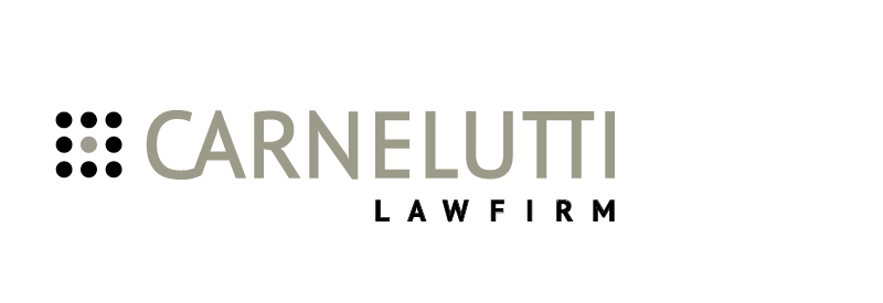 Restyling del logo dello Studio Legale Carnelutti. Realizzato da Eclettica Akura.