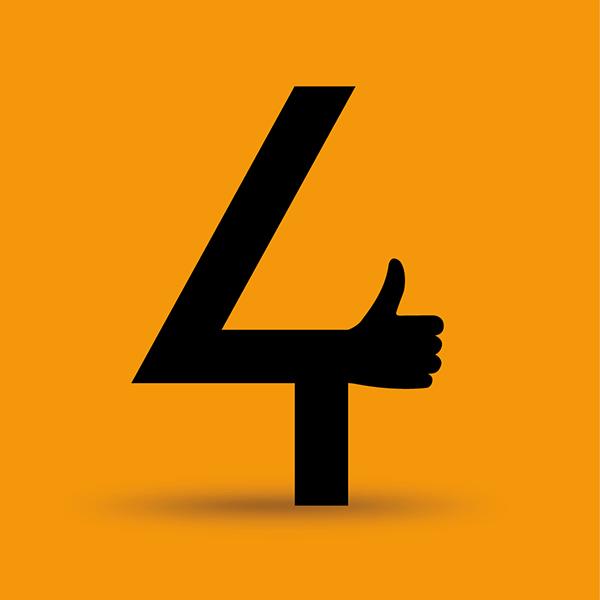 4 regole d'oro per creare un logo che funziona
