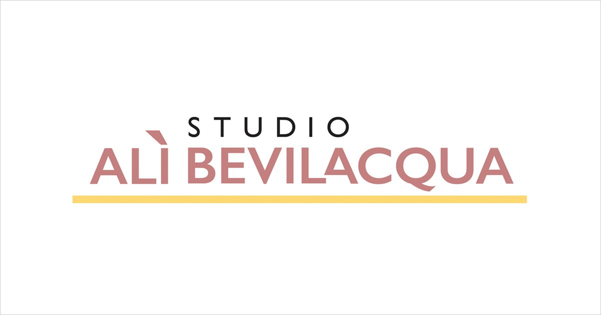 Logo Ali Bevilacqua | Anteprima Blog EA