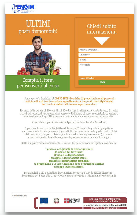 Sales_page_corso formazione