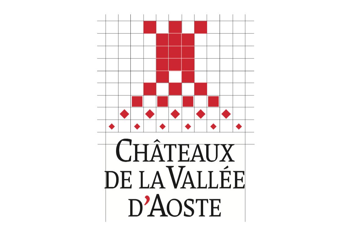 Logo Castelli Val d'Aosta