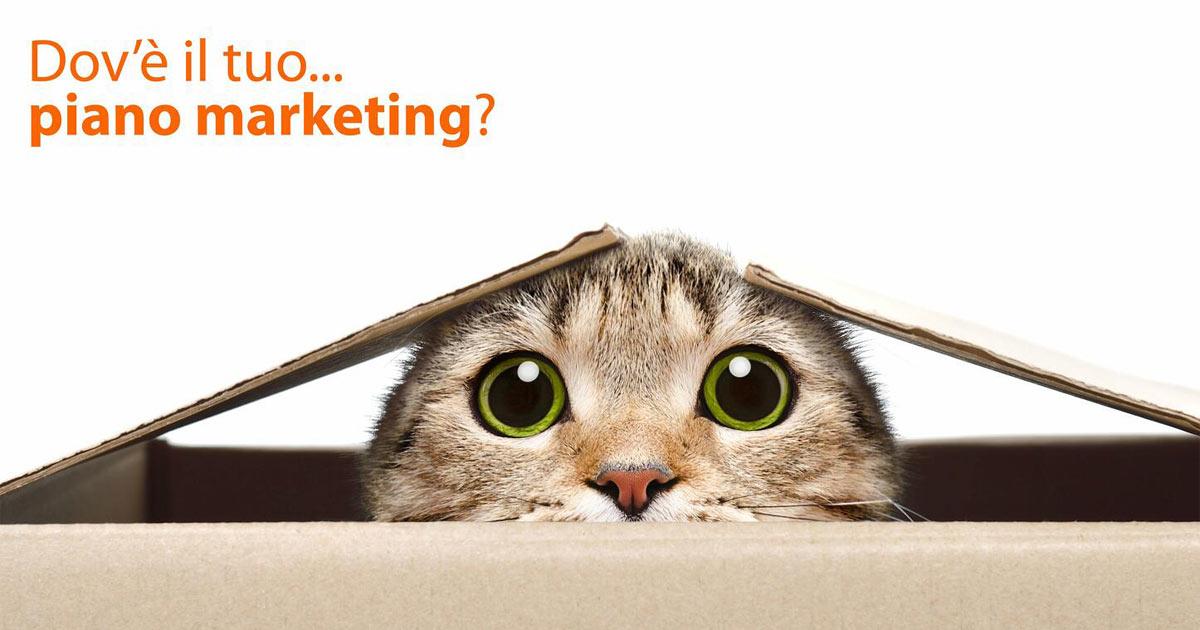 Dov'è il tuo piano marketing? - Eclettica-Akura, Torino