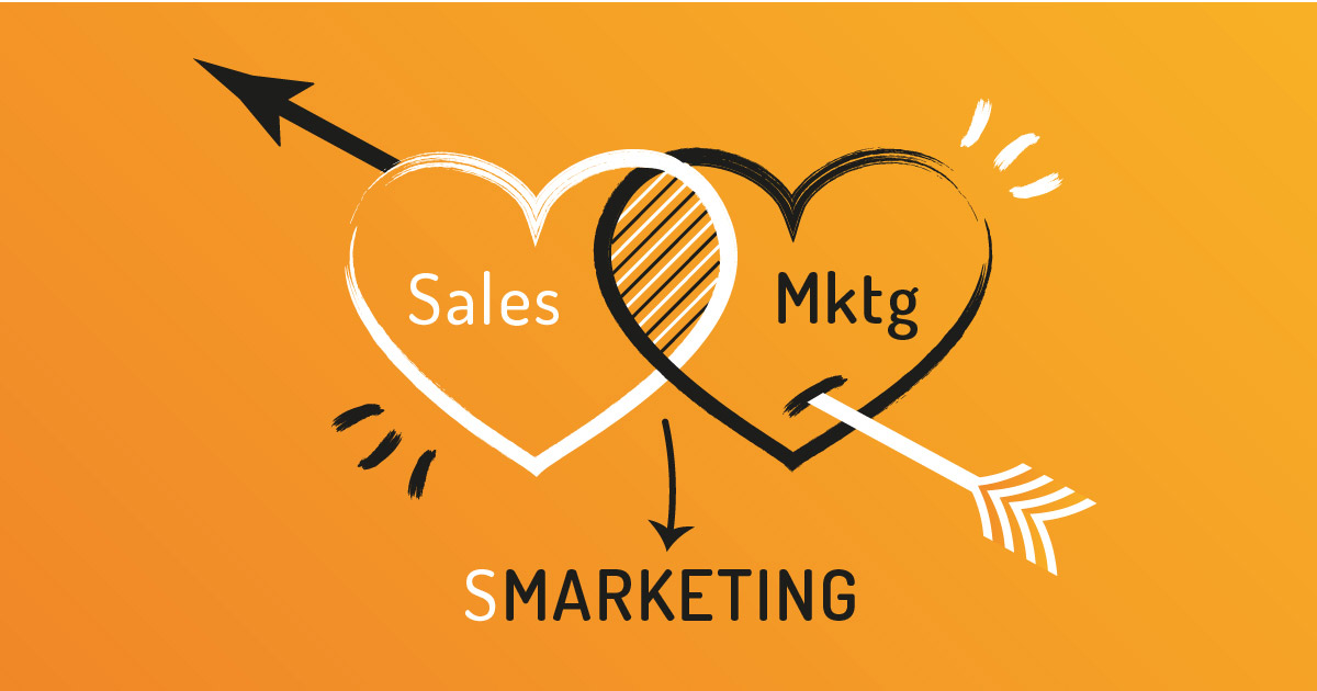 Sales + Marketing = Smarketing